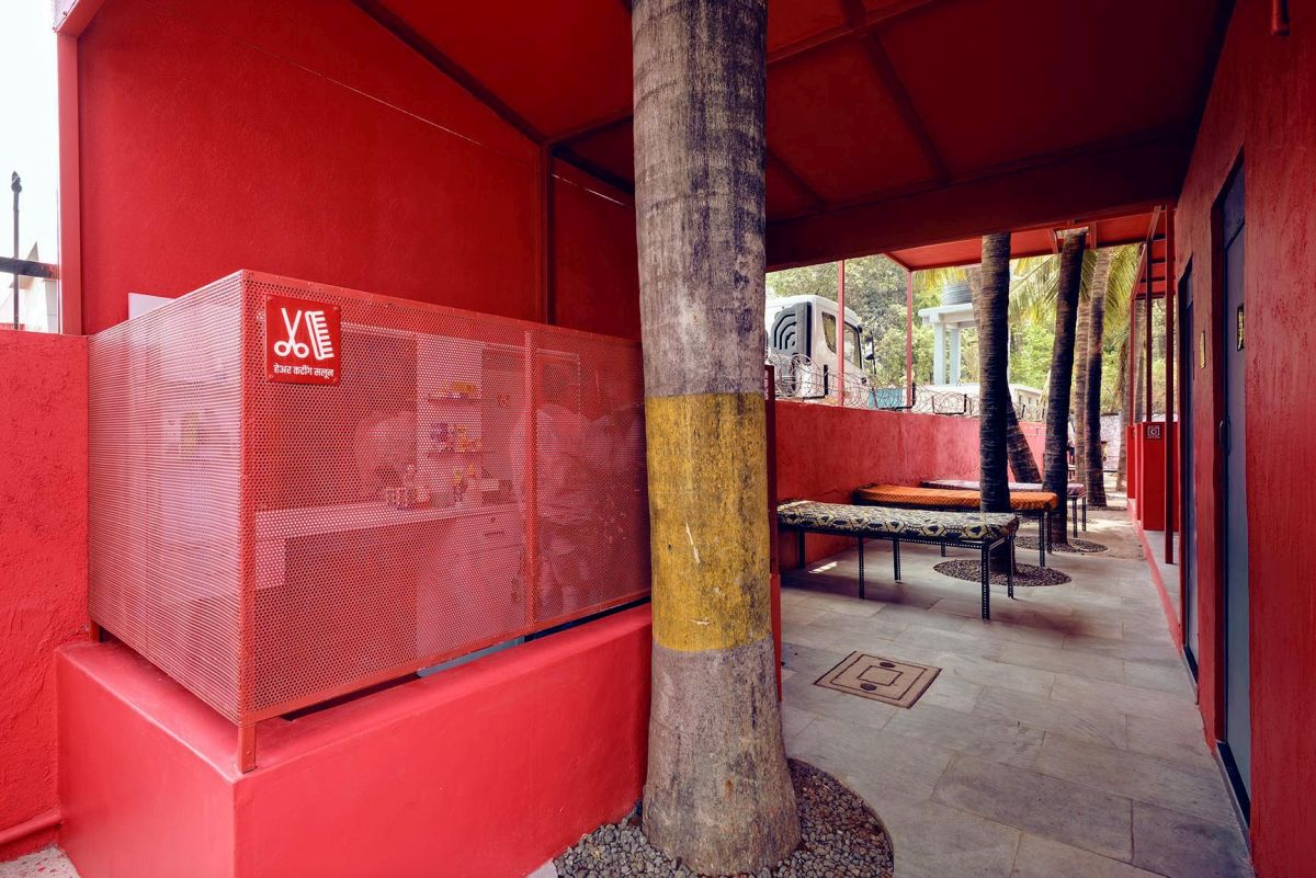 Pause - Restrooms, at Bombay-Goa Highway, by RC Architects 49