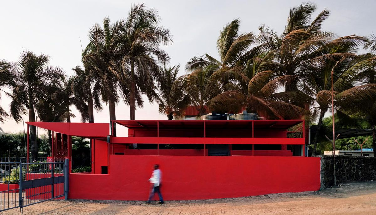Pause - Restrooms, at Bombay-Goa Highway, by RC Architects 39