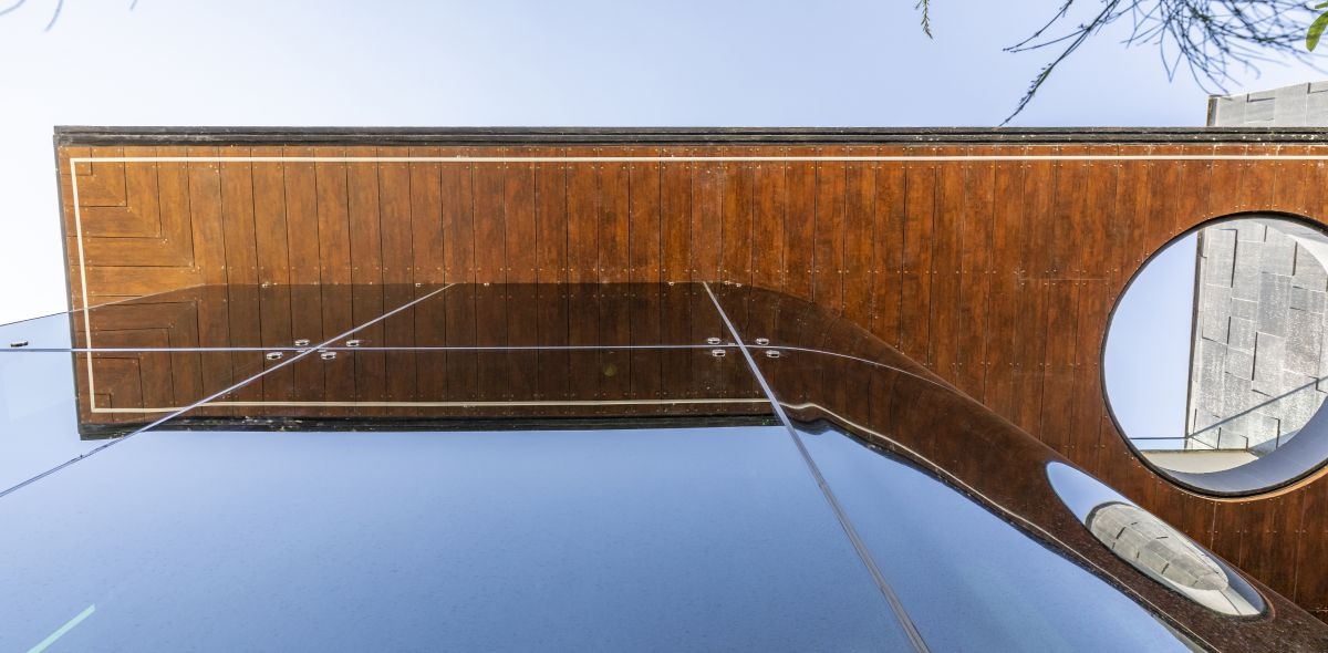 The Leaf House, at Indore, M.P, by Span Architects 12