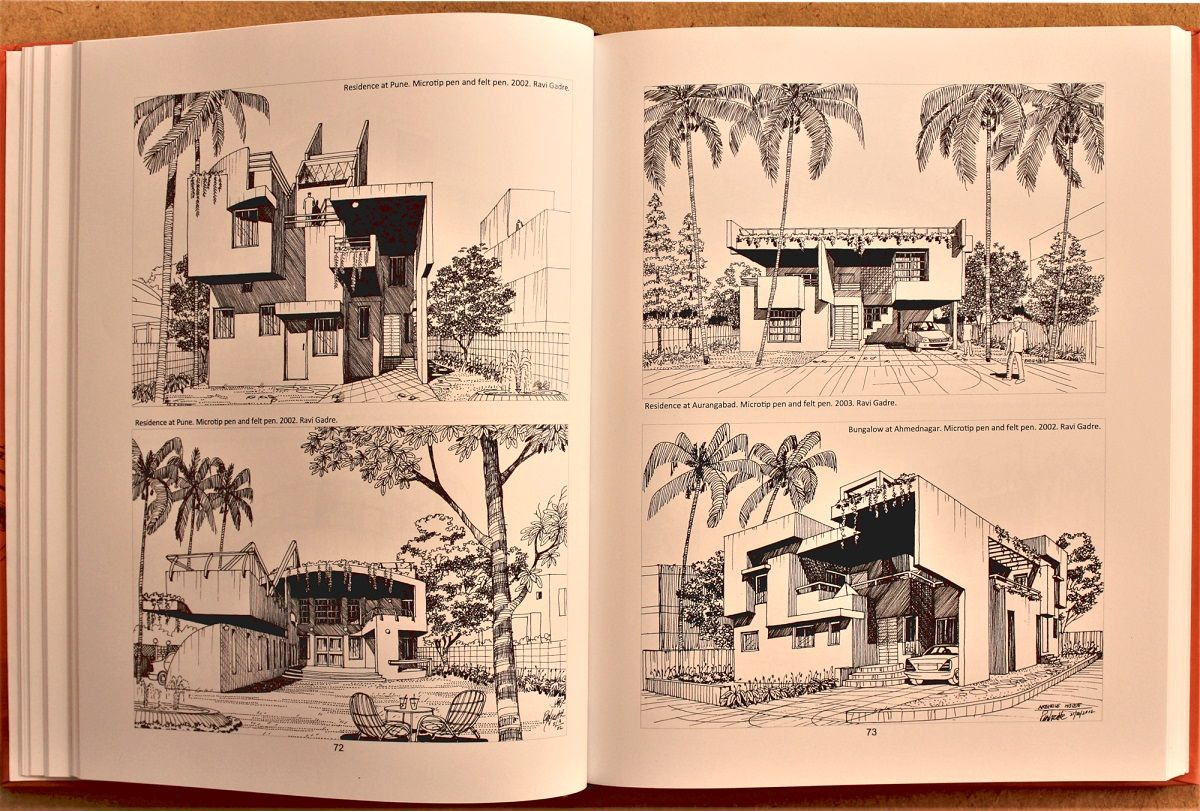 ARCHITECTURAL RENDERING: HAND-DRAWN PERSPECTIVES & SKETCHES - Book Review by Dr Pankaj Chhabra 8