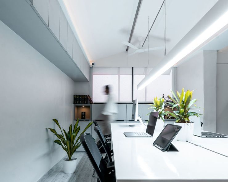 The White Space, at Ahmednagar, by Tres Atelier LLP