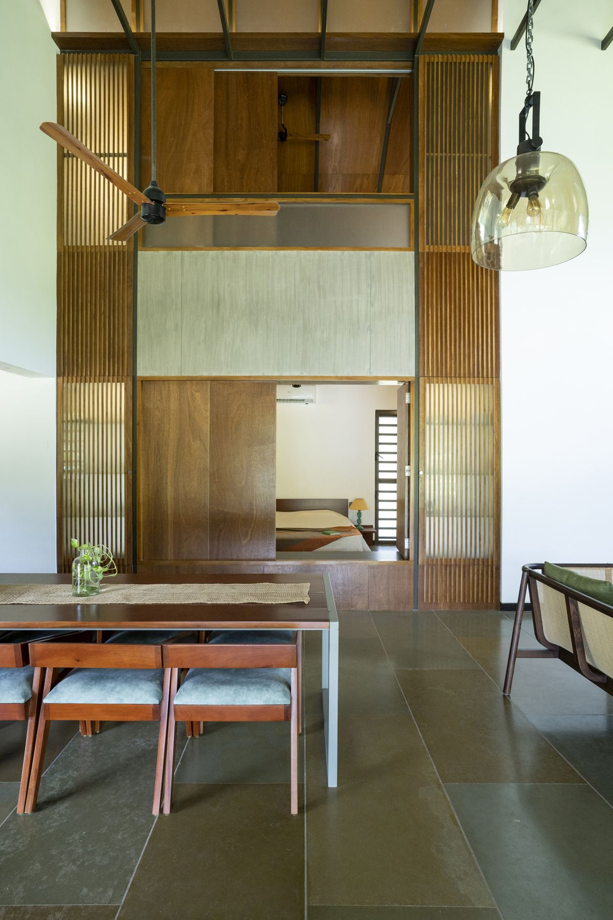 Dr Maani House 2020, at Koothattukulam, by RGB Architecture Studio 4