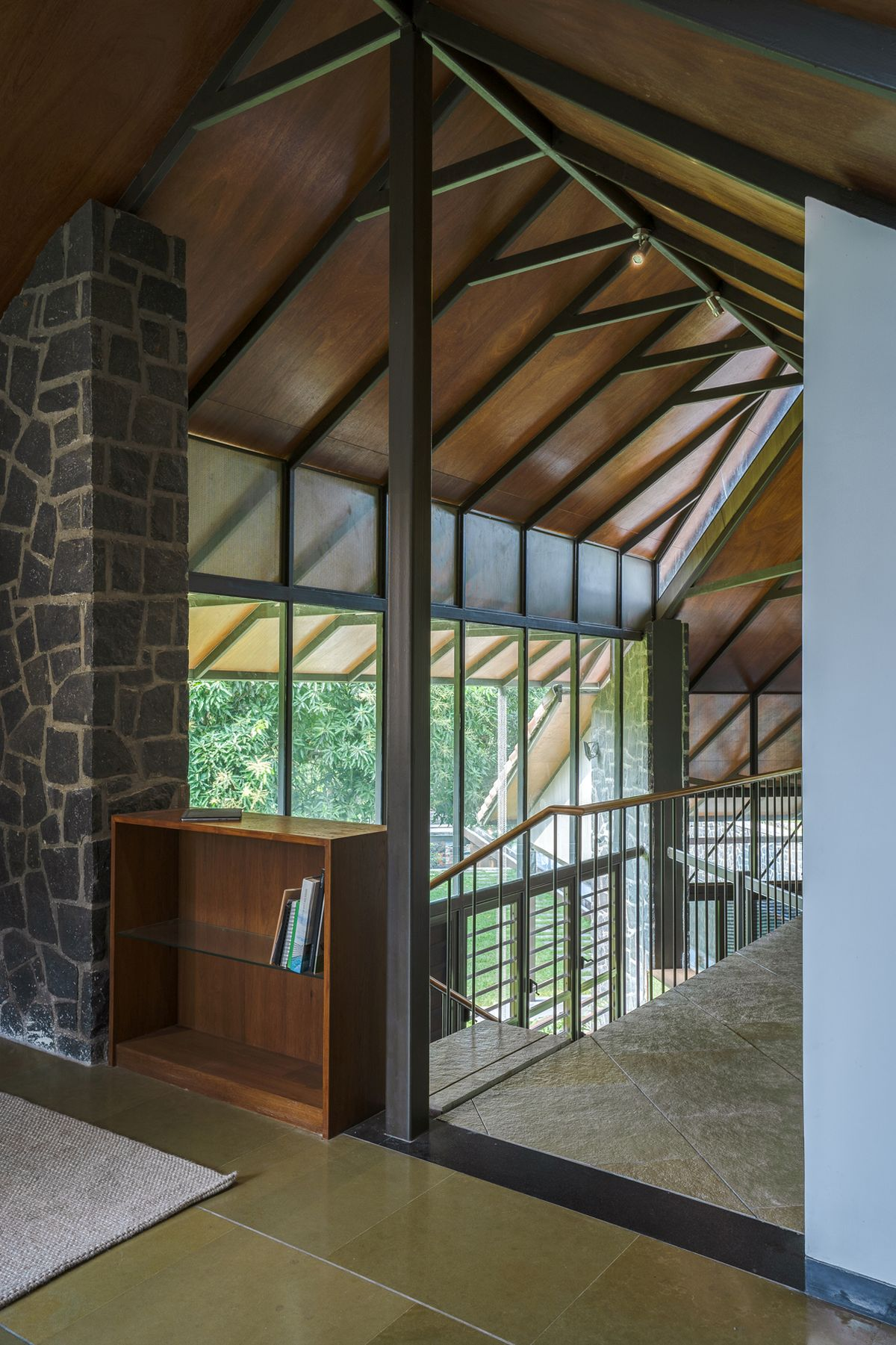 Dr Maani House 2020, at Koothattukulam, by RGB Architecture Studio 27