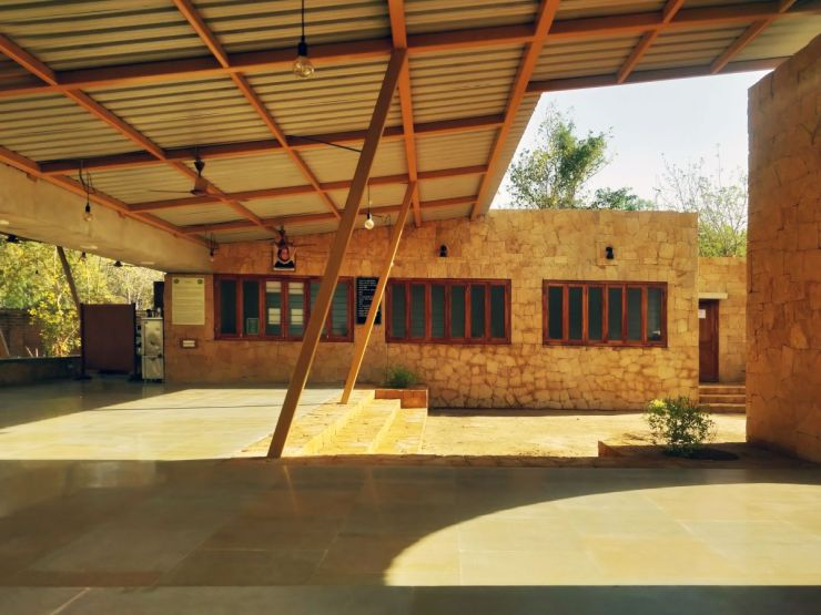 Kamala Cafe, Experiential journey in Nature's bliss, by Studio Praxis 2