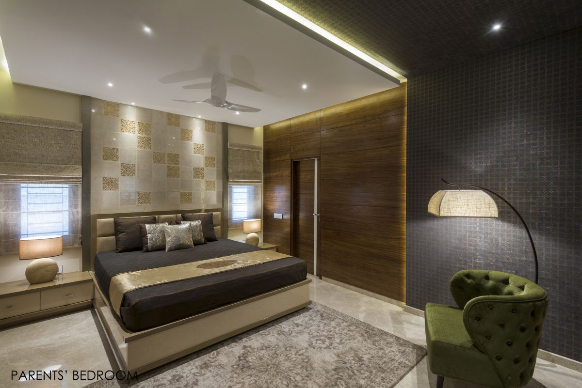 LOUVERED HOUSE, at Bangalore, by White Shadows Design Studio 16
