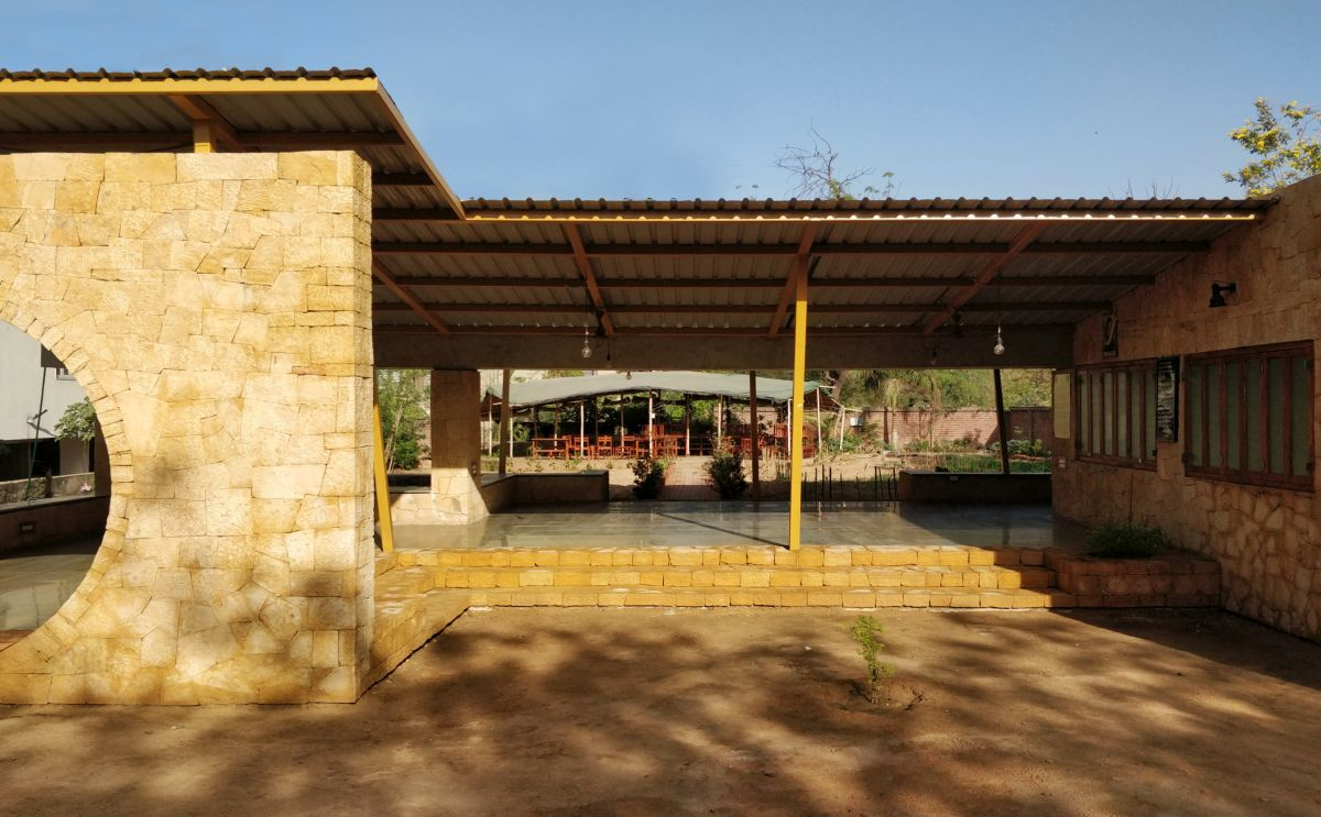 Kamala Cafe, Experiential journey in Nature's bliss, by Studio Praxis 20