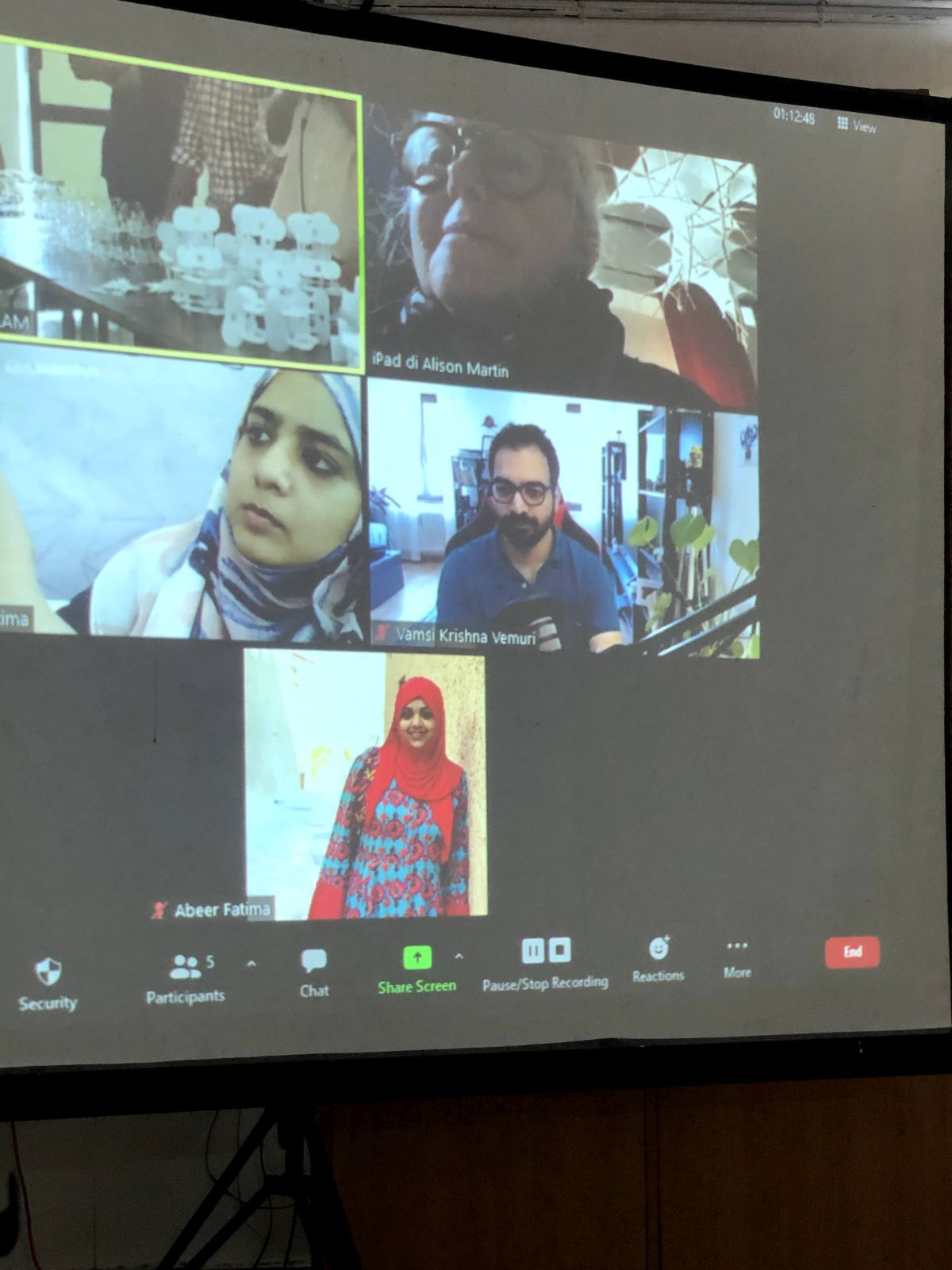 Out with the Offline, In with the Online! - Takbir Fatima | DesignAware 16