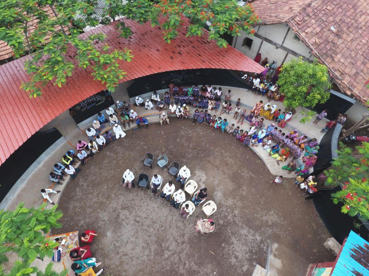 Community Canvas, at Nashik, Maharashtra, India, by pk_iNCEPTiON | Ar. Pooja Khairnar