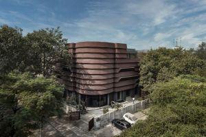 Rug Republic Headquarters, at Okhla, New Delhi, by Architecture Discipline
