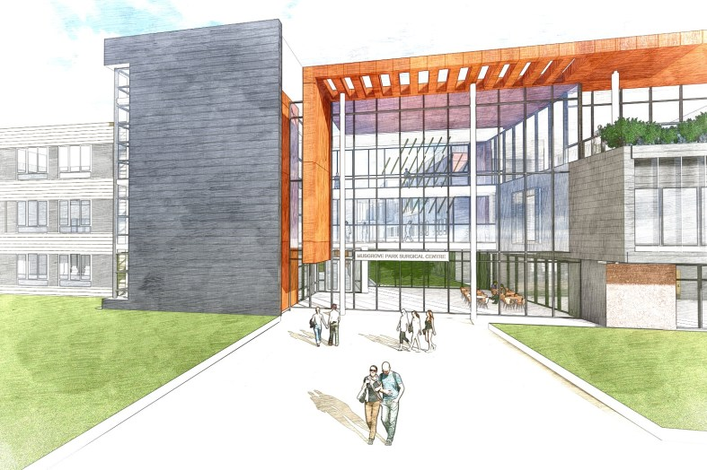 BDP gets green light for new £79.5m surgical centre project