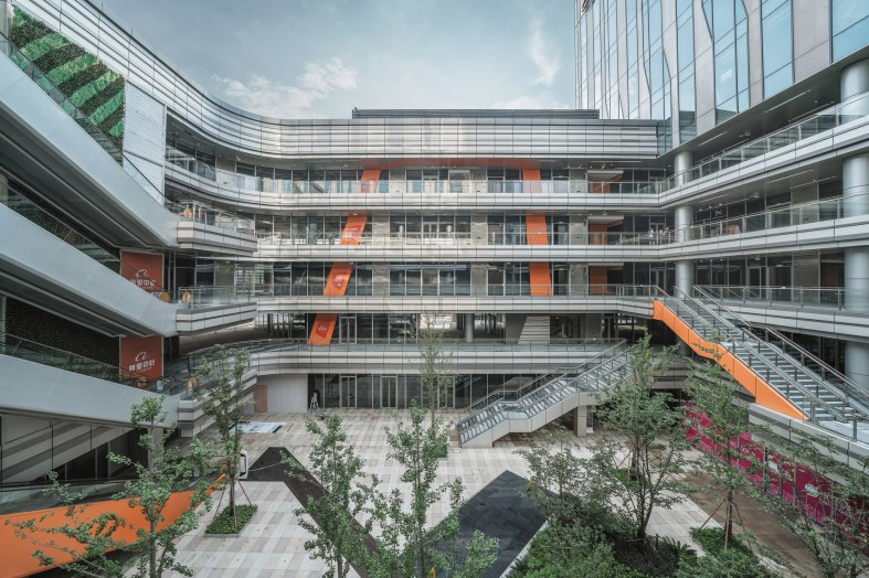 Benoy completes first scheme with e-commerce giant, Alibaba, in Shanghai