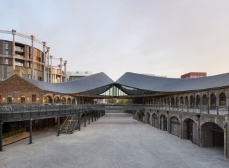 Coal Drops Yard, designed by Heatherwick Studio, has opened to the public