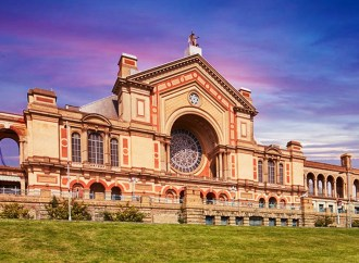 Helifix reinstates arches at historic Ally Pally