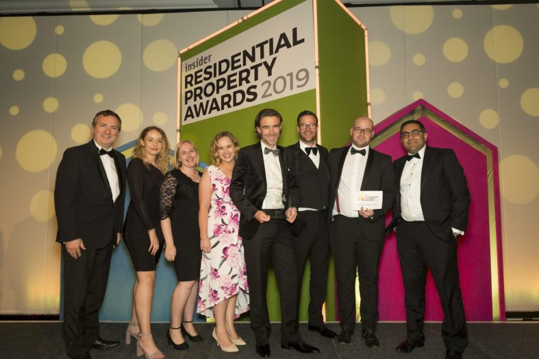Regional Award and new Director for RG+P