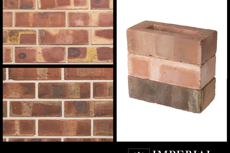 Imperial introduces first dual-faced brick