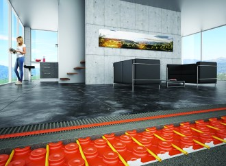 A Helping Hand with Underfloor Heating