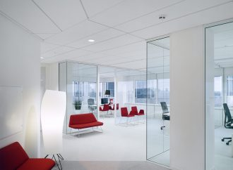 Constructing efficiency from above by Armstrong Ceiling Solutions