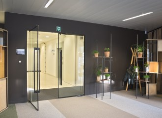 Vetrotech to showcase Lunax doors at architect@work2020