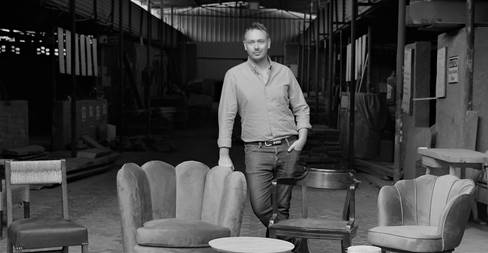 Pull Up A Chair with Langton Stead, Founder and Designer of Contract Furniture by Design