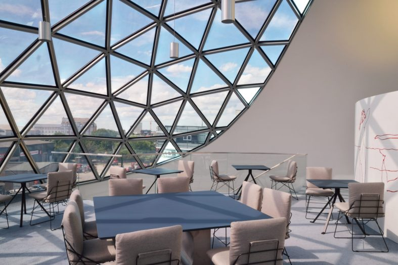 Case Study: Techne Sphere by Oscar Niemeyer