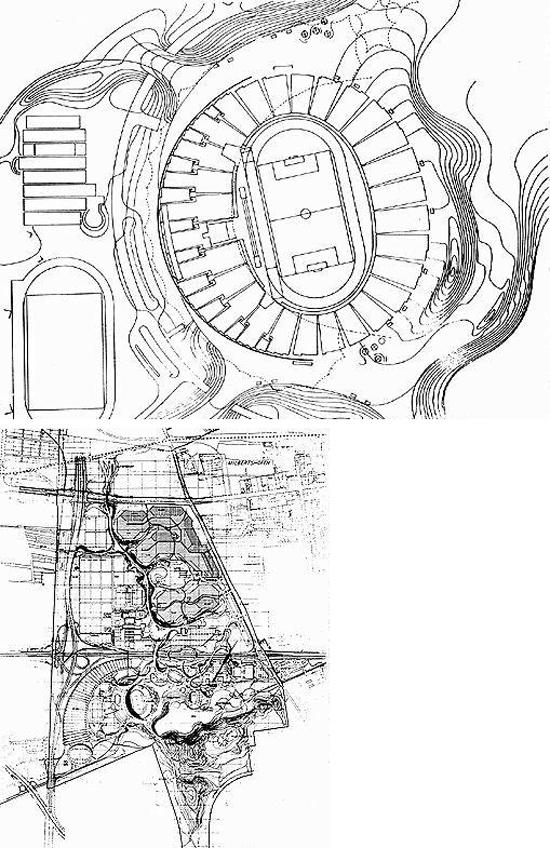 Munich 1972; Olympic Stadium