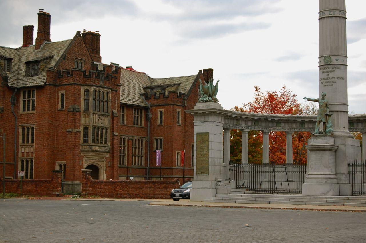 Monument Avenue | Architecture Richmond