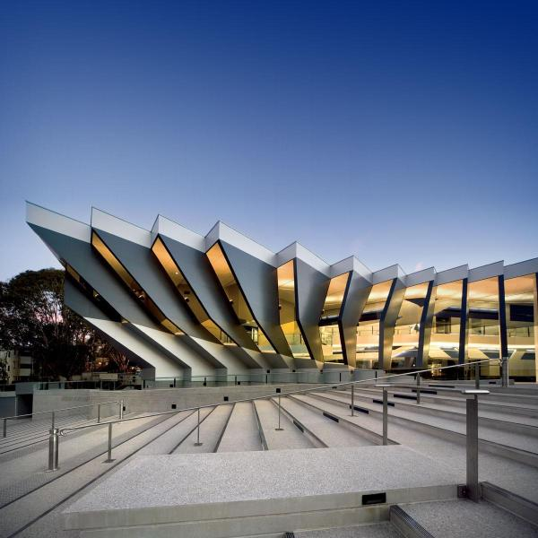 Amazing Educational Buildings With Modern And Impressive