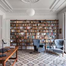 9 Gorgeous Library Design Attract