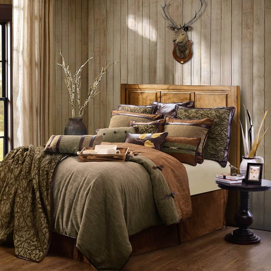 Delightful Country Bedroom Designs That Will Astonish You
