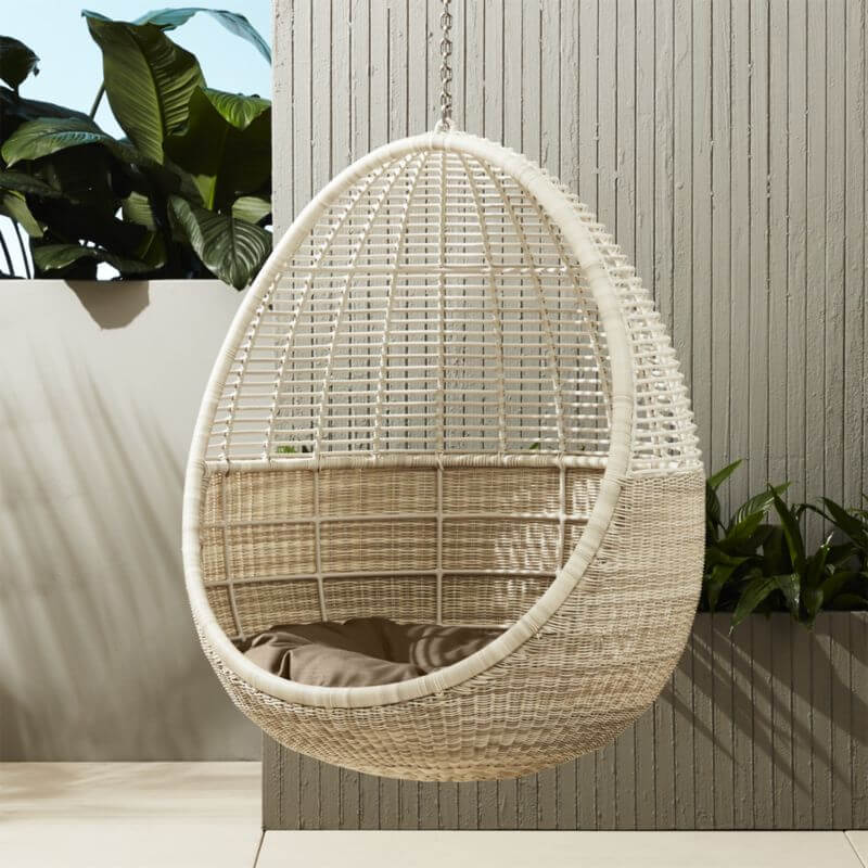 chair design for terrace classroom covers 8 stylish hanging designs every modern home