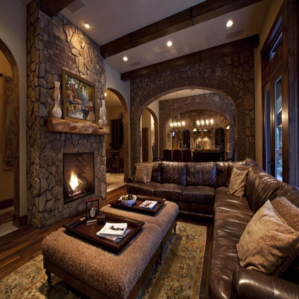Classy Interior Designs Ideas With Traditional Charm