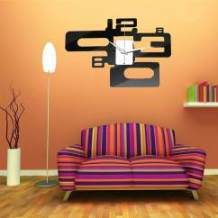 Living Room Wall Decor Ideas 2017 Paint Colours For Rooms 2016 Modern Clock Designs To Your Home ...