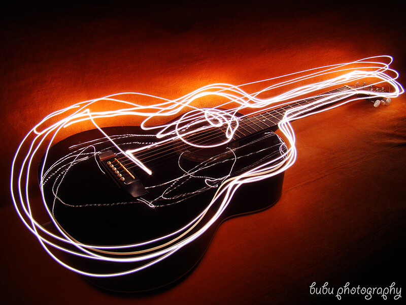 22 Spectacular Light Painting Photography Ideas For