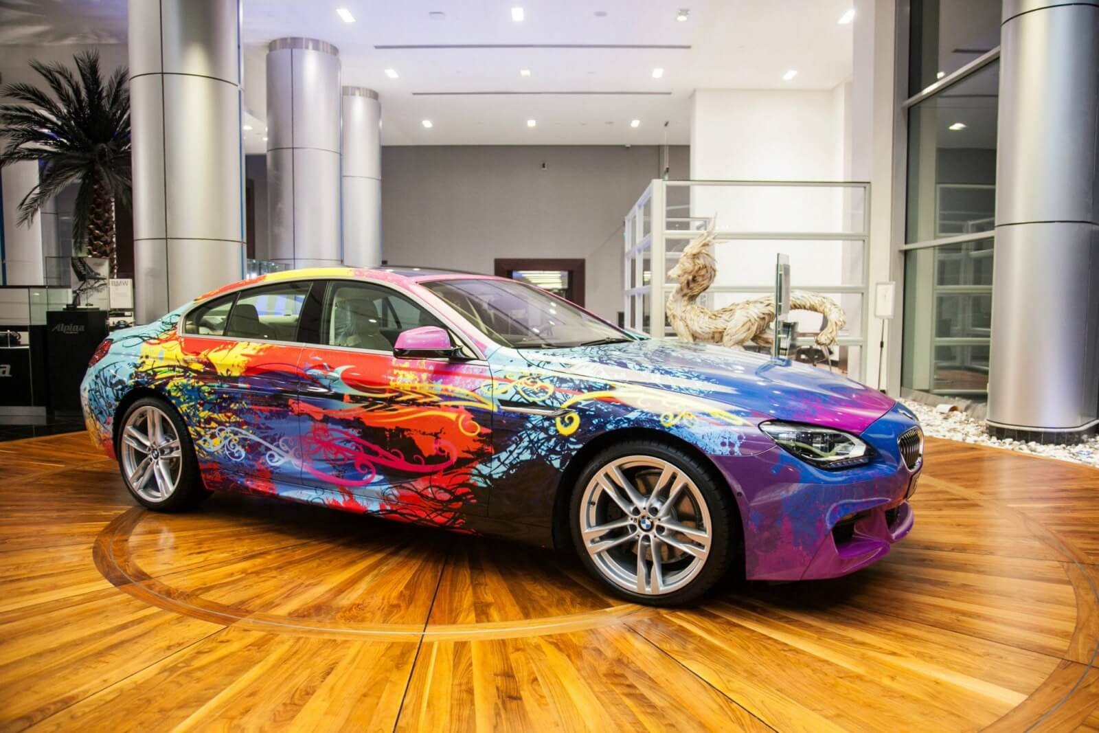 Most EyeCatching Paint Design Art For Your Car  Architecture Ideas