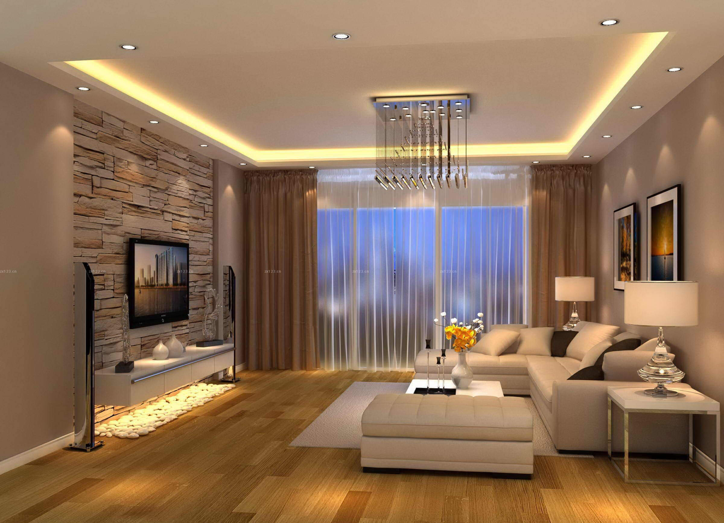 Decorating your living room properly will. 19 Spectacular Living Room Lighting Design Ideas