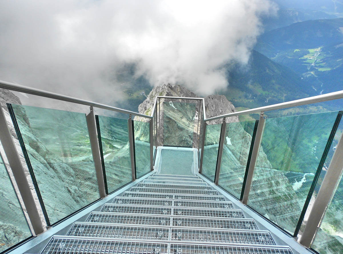 Most Terrifying Glass Bridges In World China Glass Bridge Is Highest Among All  Architecture Ideas