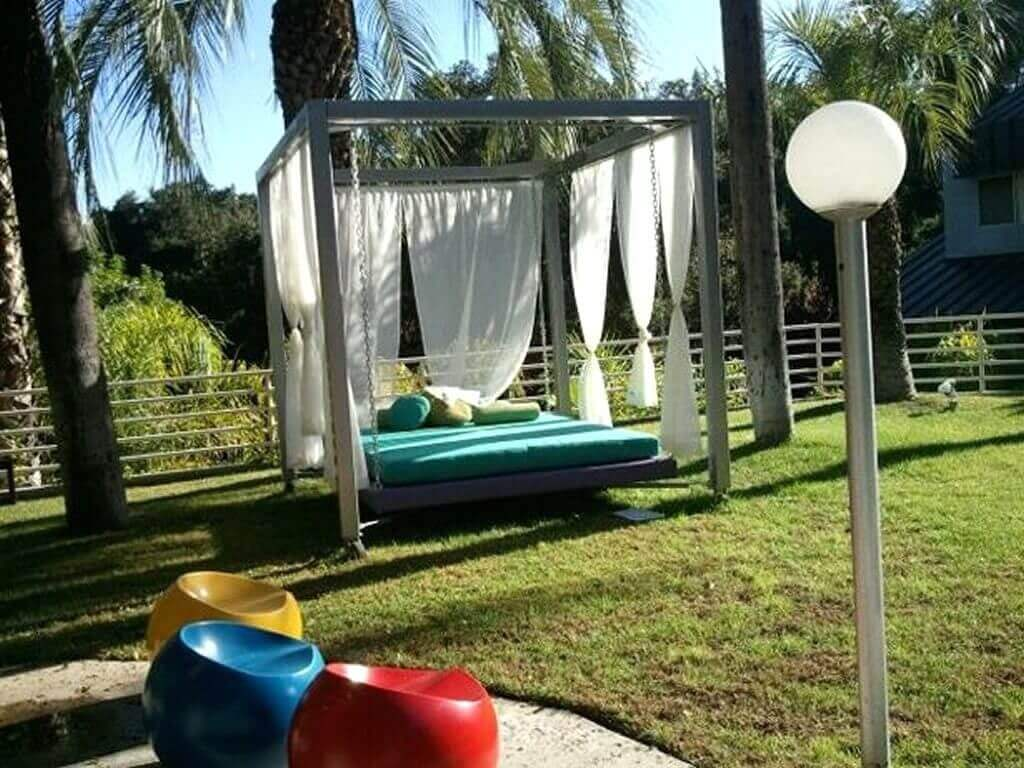 swinging outdoor chair portable camping chairs excellent swing bed designs for ultimate relaxation