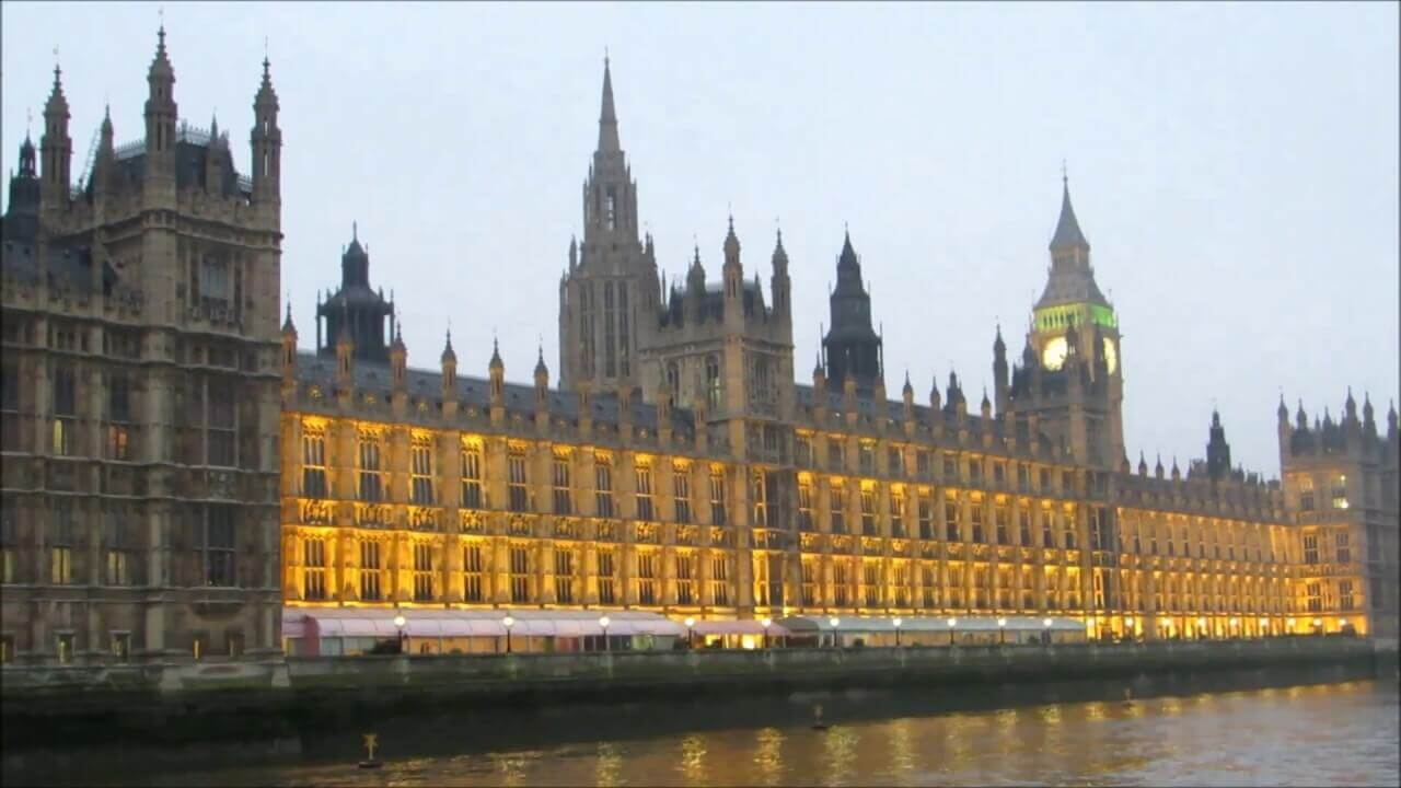 The Palace of Westminster  Its Most Eye Catching Architecture