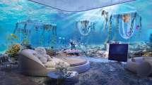 Floating Venice World' Underwater Luxury Vessel