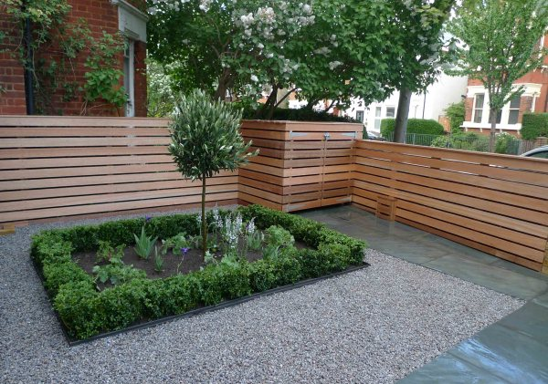 modern front garden design ideas