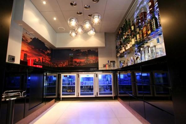 Amazing Modern Home Bar Design Astonish