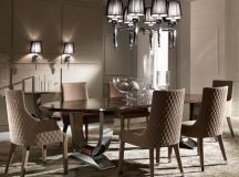 Outstanding Transitional Dining Room Suitable For Any Home