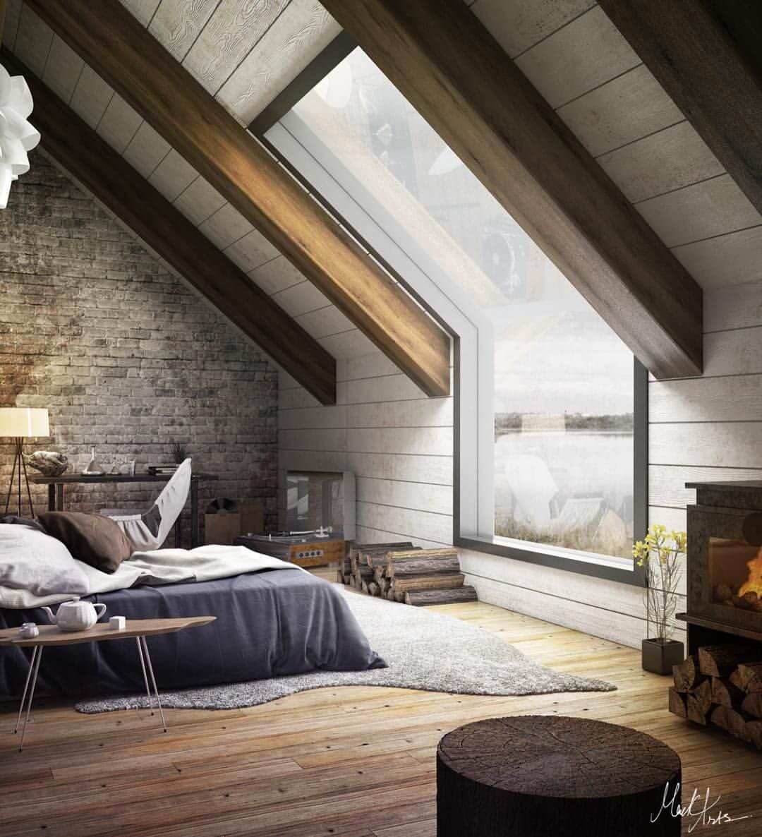 16 Enthralling Attic Designs That Will Astonish You