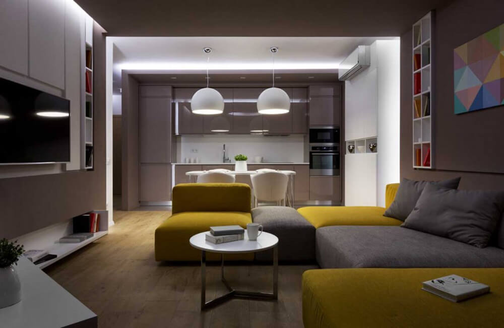 15 Most Innovative Interior Design Ideas For Modern Small Apartments  Architecture Ideas