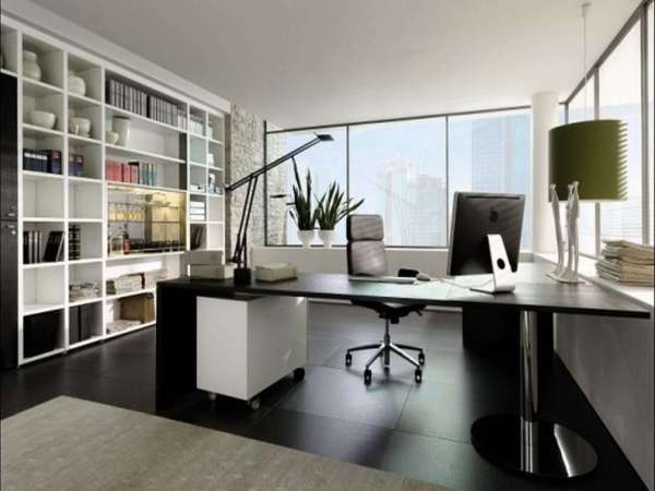 small home office interior design ideas Amazing Small Office Interior Design Ideas Where Everyone Will Want To Work