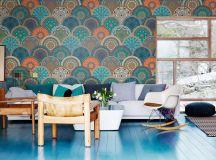 Excellent Wallpaper Designs To Adorn Your Monotonous Walls