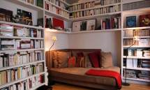 Cool Small Home Library Ideas Architecture