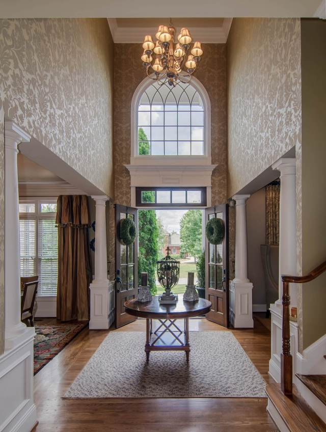 Build Your First Impression With Marvelous Entrance Hall ...