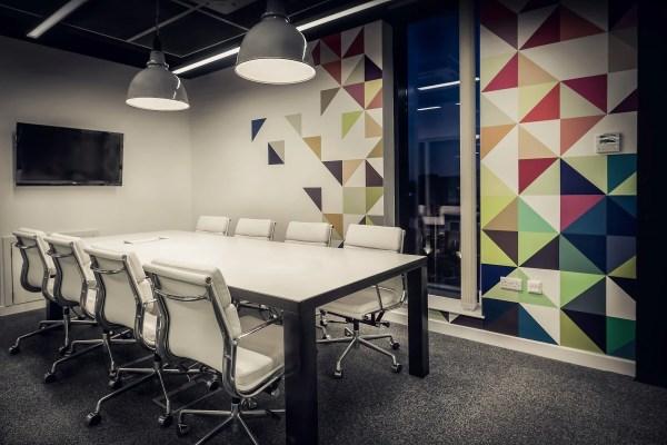Creative Office Wall Design Ideas Increase