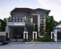 Two-Storey House Design